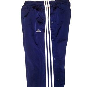 Adidas Break Away Button Jogging Pants